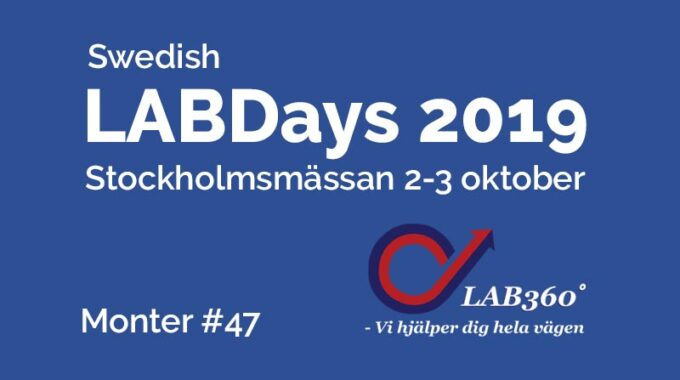 Swedish LABDays 2-3 Oktober